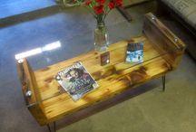 furniture / by Cheryl Rubinstein