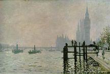 My heart belongs to London / by Clara A