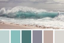 Color Palettes / by Brittney DeVine