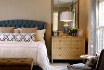 Master Bedroom Ideas / by Erin Crews