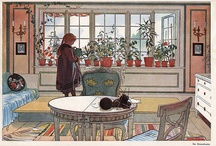Carl Larsson / by Marianne DeAngelis