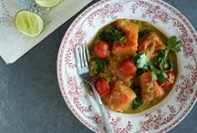 West Indian recipes / by Iris Pina