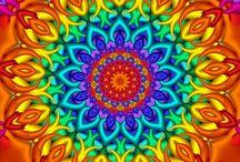 Kaleidoscope  / by Patti Rusk