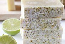handmade soaps / by Linda Hatcher