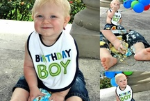 Beck's 1st Birthday / by Amanda Stice