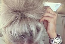 My NEW blonde / by Nicole Hunsaker