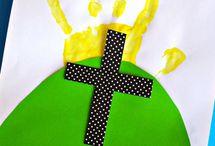 Easter crafts / by Kristen Lutzic