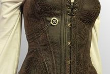 Leather and Lace / by Sherri Cater