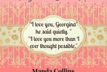 Quotes and Reviews / by Manda Collins