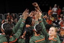 2013 Women's Basketball Season / by Miami Hurricanes
