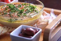 Vegan Dip + Appetizer Recipes / by Ecolissa
