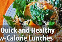 Healthy options / by Jennifer Mishou