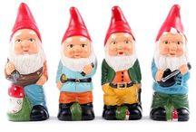 garden gnomes / by Jenni Swenson