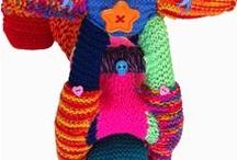 Yarn bombing / by Wendy Reiten