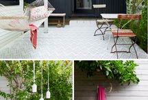 home :: outdoors / by MAKE COLLECTIVES
