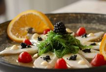 Sushi Classes / Chef Edison teaches three classes on making sashimi, nigiri and rolls.  / by Cozymeal
