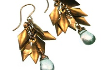 gold / gold stuff / by beatrixbell handcrafted jewelry
