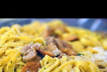 Food- Pasta / by Wilfred Wong