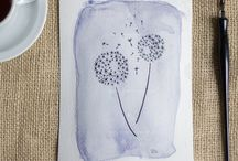 I Love Dandelions / by Mary Thompson