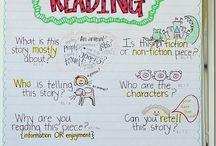 Language Arts/Reading  / by Kelsey Myers