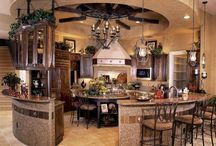 Kitchen Dreams!!  / The day I get to build and design my house I know my kitchens gonna be the most important room of all !! Lol  / by Daniela Gomez