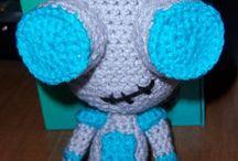 Crochet Characters / by Beth Ann Weber