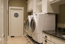 Laundry room / by Tanya Milne