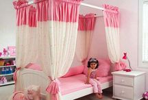 Summer toddler room / by Heather Harrison