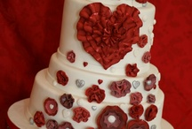 Valentine's Day Wedding Cakes / by Cake Central