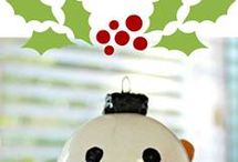 Christmas crafts / by Ashley Eudy Pickler