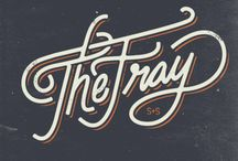 Cursive Lettering / I don't know about you, but cursive lettering is my absolute favorite to draw. Here are a few great examples of the possibilities that are unleashed when using script.  / by Letter Shoppe