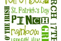 St Paddy's Day / by Linda Murphy