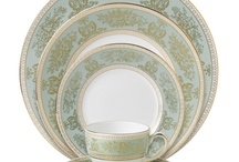 China Plates / Plates & Other Dinnerware / by Barbara Duke
