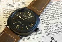 Watches / by Austin Roark