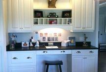 Kitchen Desk / by Annie Selander