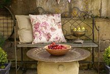 Outdoor spaces / by Victoria Bowden