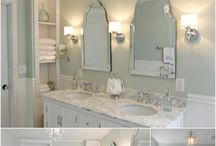 Powder Room Reno / by Jasmine