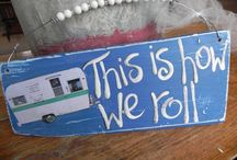 travel trailer / by Angela Welcome