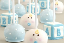 Cake Pops - Cake Balls / by Linda Tachikawa