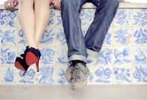 engagement & love shoots / by Chris @ Postcards & Pretties