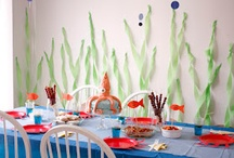 Birthday Party Ideas / by Maria Moyer