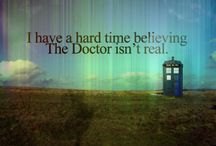 Funny Things From Doctor Who / by Katrina Robison