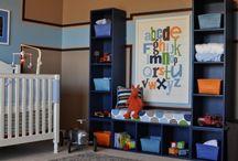 nursery ideas  / by Heather Burns