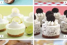 No Bake Desserts / by Evie and Mallow (Samantha Reagin)
