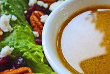 Salads & Dressings / by Bev Epstein