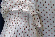Original Dresses 1850s 1860s / by Elaine Masciale