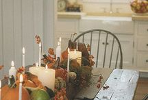 Fall Decor / by Crit Gordon