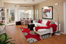 Apartment ideas / by Meghan Zappe