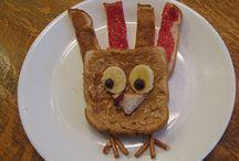 food: kids / by A to Z Teacher Stuff