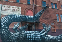 Mural Paintings - Street Art / by Hanneke Hofstee